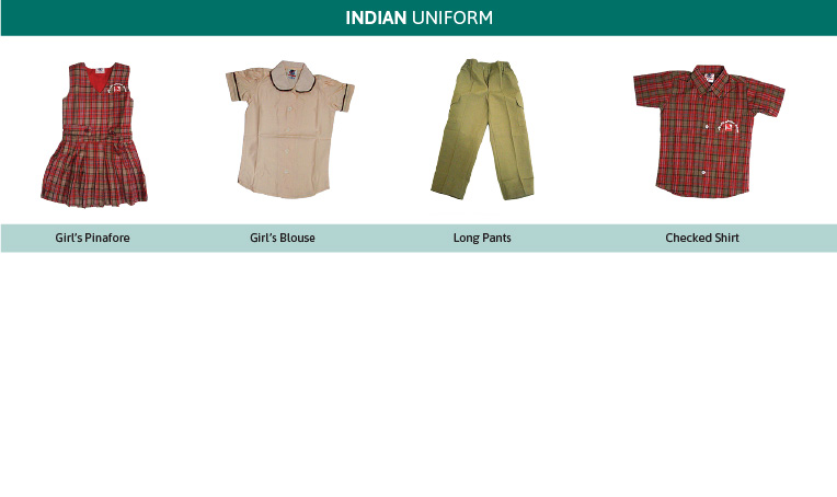 Nursery KG School Uniform